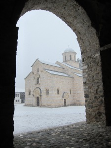 Visoki Decanin luostari
