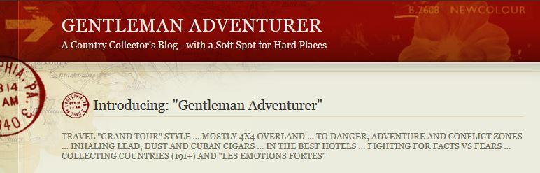 gentleman adventure