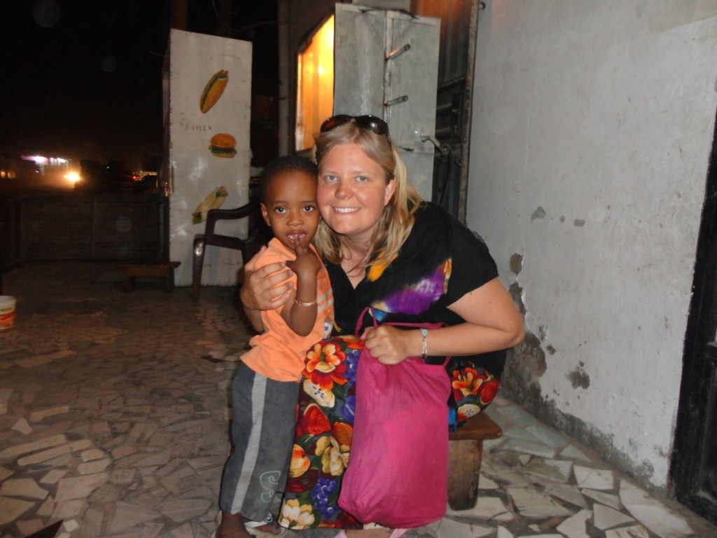 Makhtar ja Mirva Mauritaniassa