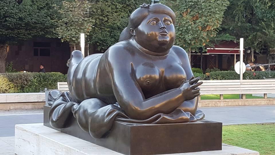 Yerevanin patsaita