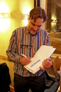 Kimmo Kiljunen nimmarit kirjoihin