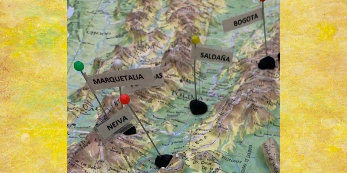 Marquetalia kartalla